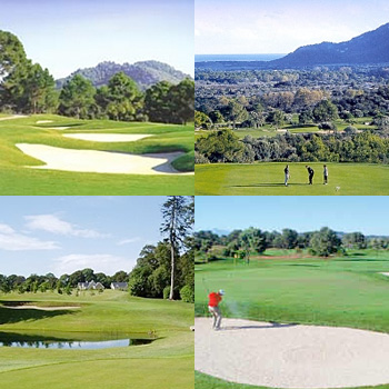 Capdepera Golf, Canyamel Golf, Golf Son Servera, Pula Golf